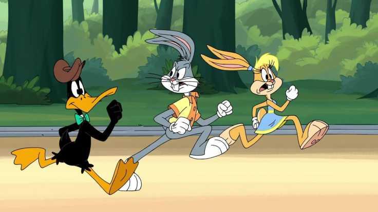 daffy bugs lola