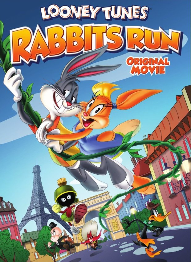looney tunes rabbits run