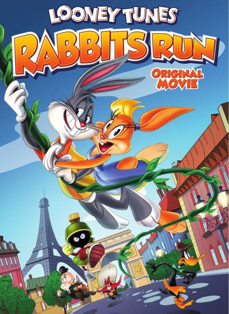 looney tunes rabbits run