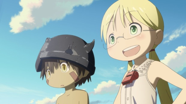 made in abyss journey's Dawn
