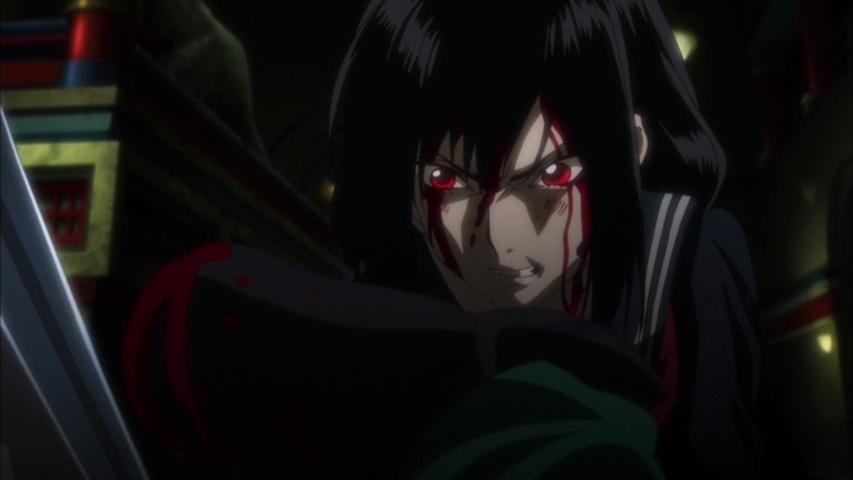 blood-c the last dark screen